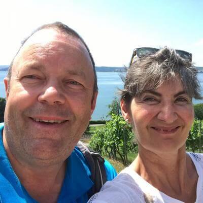 Gabi und Jo Meyer