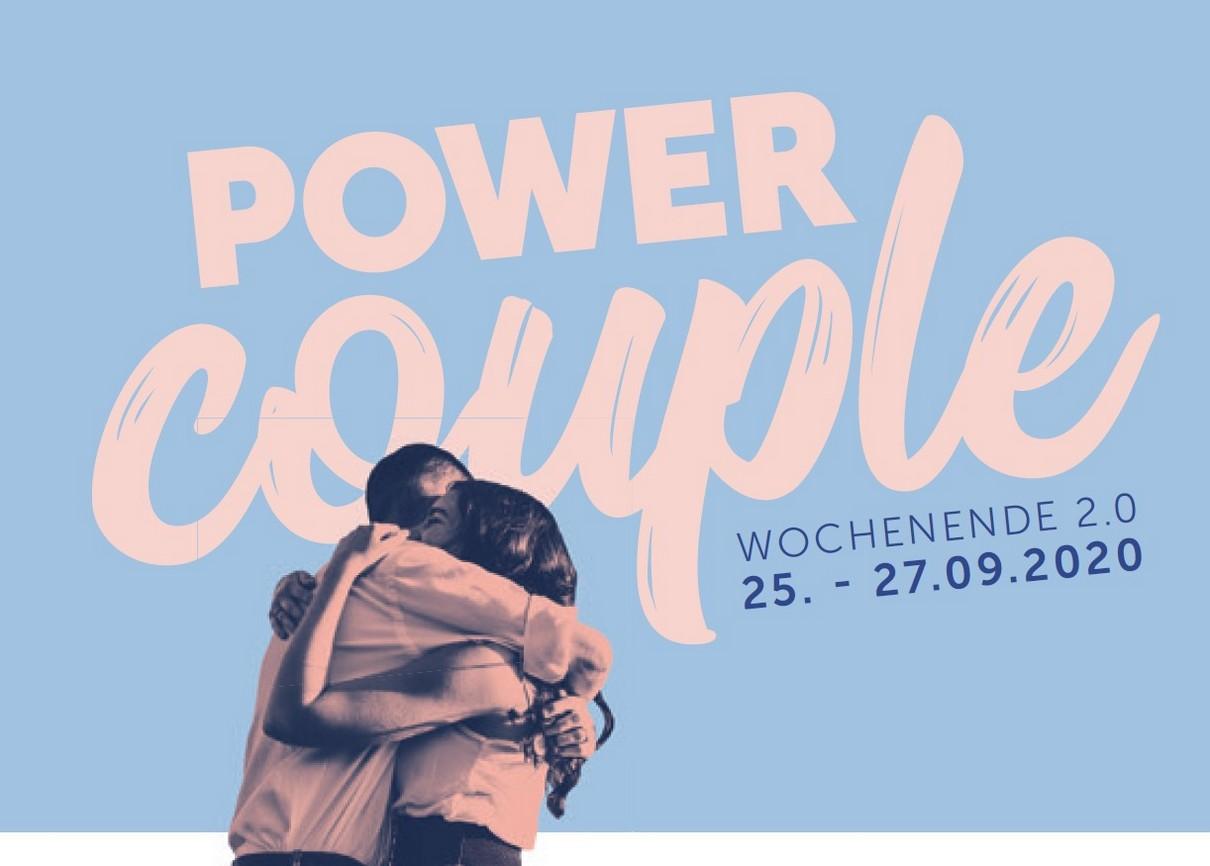 Powercouple Wochenende 2020 gross
